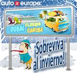 ¡Sobreviva al invierno! | Auto Europe