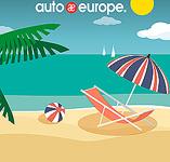 Hábitos de férias dos europeus | Auto Europe aluguer de carros