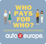 Auto Europe Car Hire Infographic