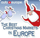 Infographic - Christmas Markets in Europe