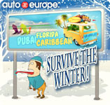 Survive the Winter Infographic