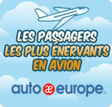 Les pires passagers en avion