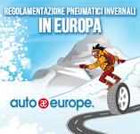 Regolamentazione pneumatici nivernali in Europa