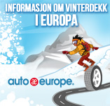 Informasjon om vinterdekk | Auto Europe
