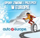 Opony zimowe w Europie