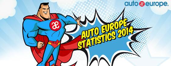 Auto Europe Stats 2014