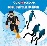 Mergulhar nas férias | Auto Europe aluguer de carros