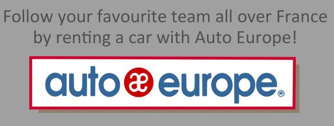 Euro 2016 with Auto Europe