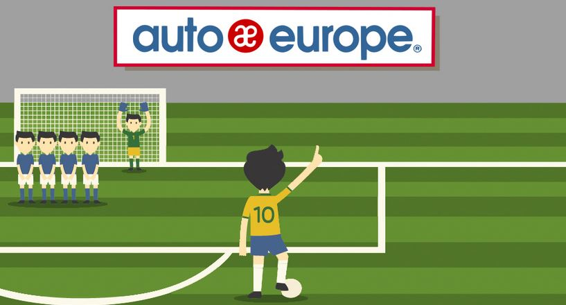 Infographic: EURO 2016 with Auto Europe