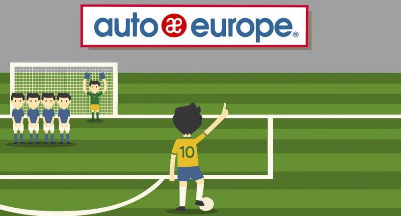 Infografik: EURO 2016 mit Auto Europe