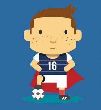 Mascot Euro 2016