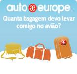 Limites de bagagem de mão | Auto Europe