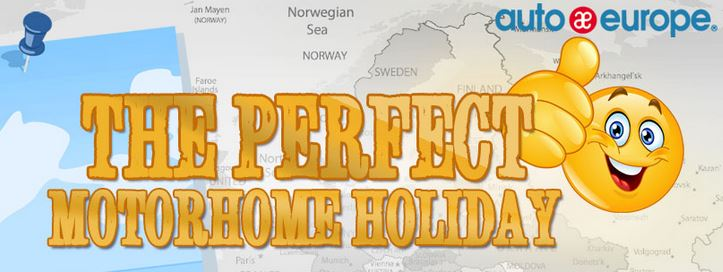 Infographic - The Perfect Motorhome Holiday