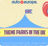 Auto Europe Car Hire - UK Theme Parks