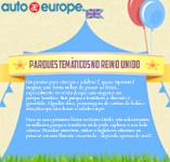 Parques Temáticos no Reino Unido | Auto Europe aluguer de carros