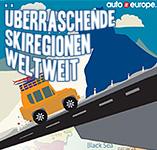 Infografik - Überraschende Skiregionen