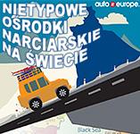 Nietypowe ośrodki narciarskie | Auto Europe