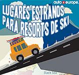 Destinos de Ski Improváveis | Auto Europe