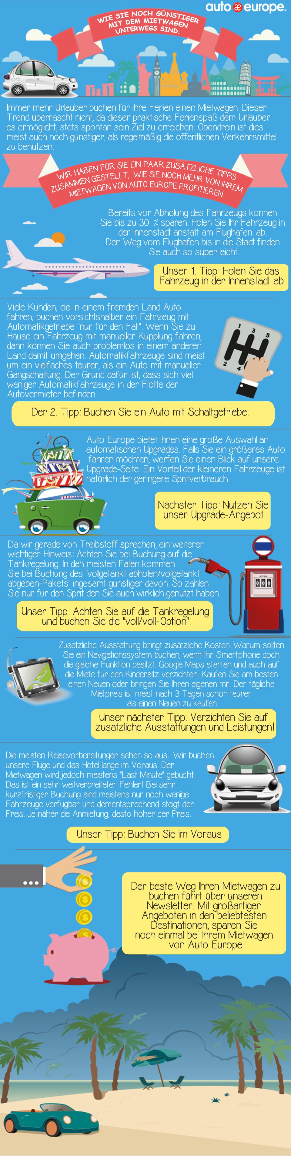 Spartipps Auto Europe