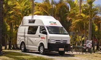 Endeavour Camper (4 makuupaikkaa)