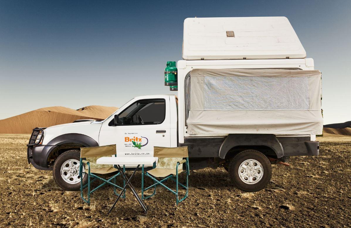4x4 SC Nissan Diesel TRAX (2 makuupaikkaa)
