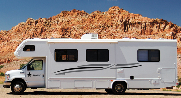 Perseus RV 30-33ft (6 plazas)