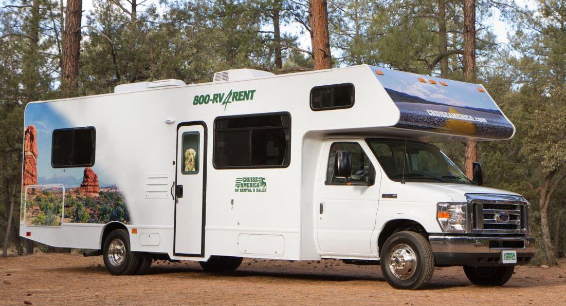 C30 Large Campervan (7 lugares para dormir)