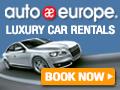 Luxury Car Rentals 120x90 Banner