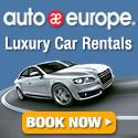 Luxury Car Rentals 125x125 Banner