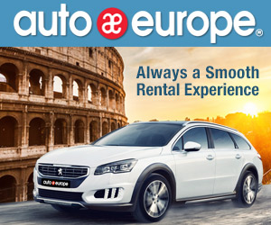 Auto Europe: Always a Smooth Rental Experience (Teal)