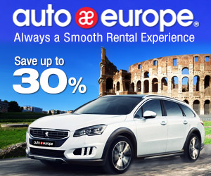 Auto Europe: Save Up to 30%
