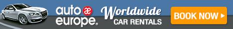 Worldwide Car Rentals 468x60 Banner
