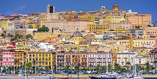 Save on Car Hire Cagliari