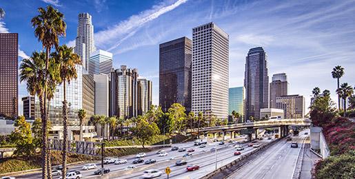 Car Hire in Los Angeles