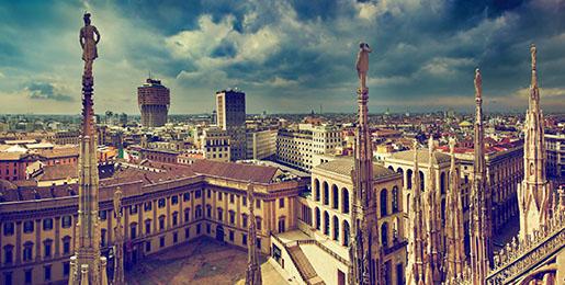 Car Hire Milan