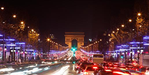Save on Car Hire Paris