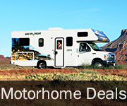 Motorhome Deals Worldwide - Auto Europe