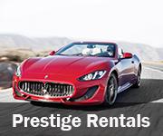 Luxury Rentals - Auto Europe