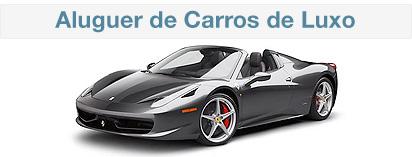 Alugar carros de luxo