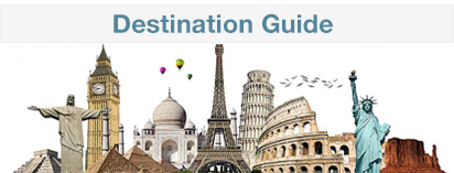 Car hire destination guides