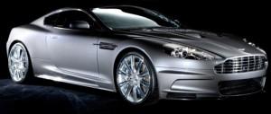 2006er Aston Martin DBS