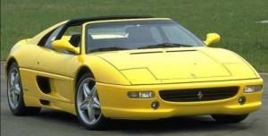 1996er Ferrari F355 Spider