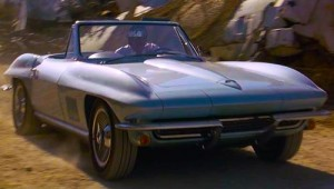1967er Corvette Sting Ray