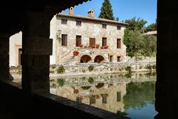Bagno Vignoni - Terme di Toscana