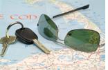 Car Keys, Sun Glasses and a Map