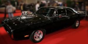 1970er Dodge Charger