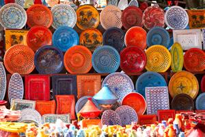 Mercati a Tunisi