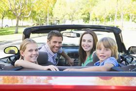 Come prevenire il mal d'auto