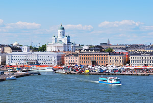 Helsinki in autonoleggio