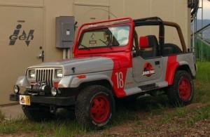 1992er Jeep Wrangler Sahara/1992er Ford Explorer